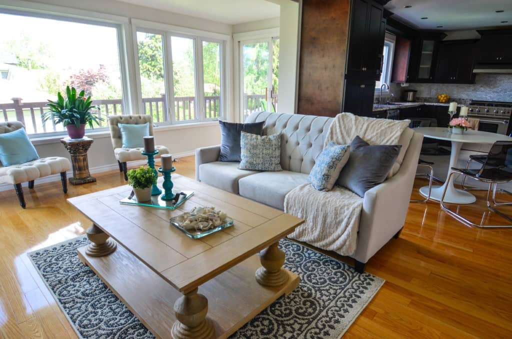 Staged Family Room - Liverpool Rd, Pickering