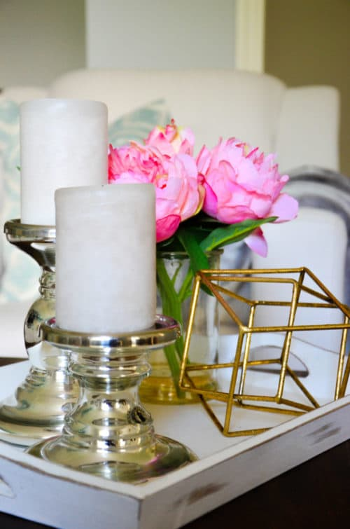 Staging a Small Space